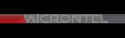 Microntel logo