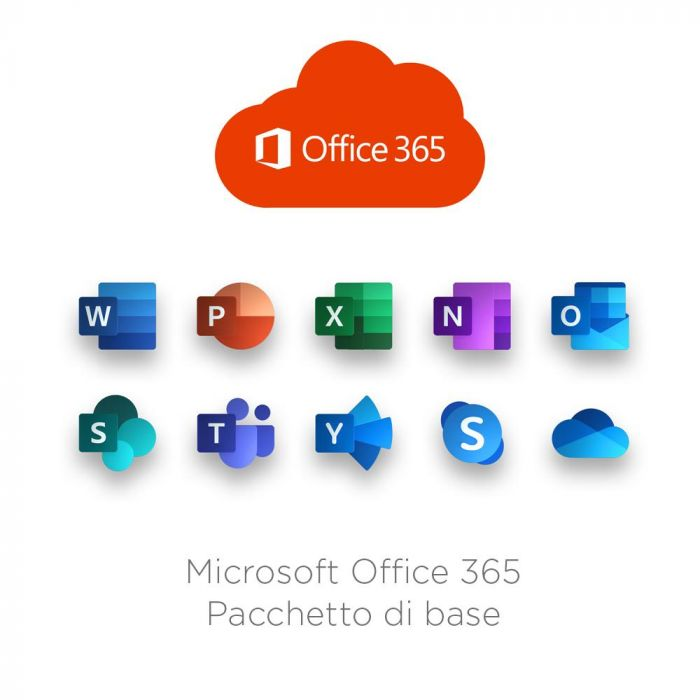 Pacchetto Office 365
