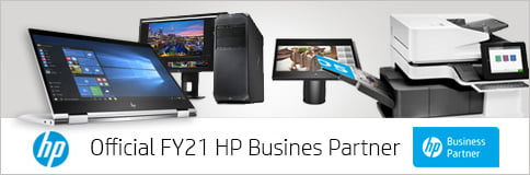 Official FY21 HP Business Partner